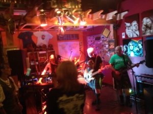 Angus Mohr broght their own brand of Highland Rock and Roll to Oktoberfest in Arvada.