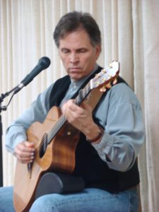 Jerry Barlow will captivate you with his outstanding mastery of the Celtic fingerstyle guitar.