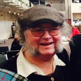 Michael Thompson, Denver's Celtic Music commentator.